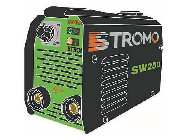 купить бу Сварочный инвертор Stromo SW-250,Украина в Харькове