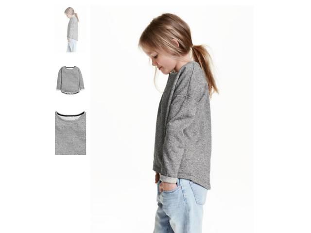 купить бу Свитшот H&M для девочек либо для маленьких и худеньких девушек в Киеве