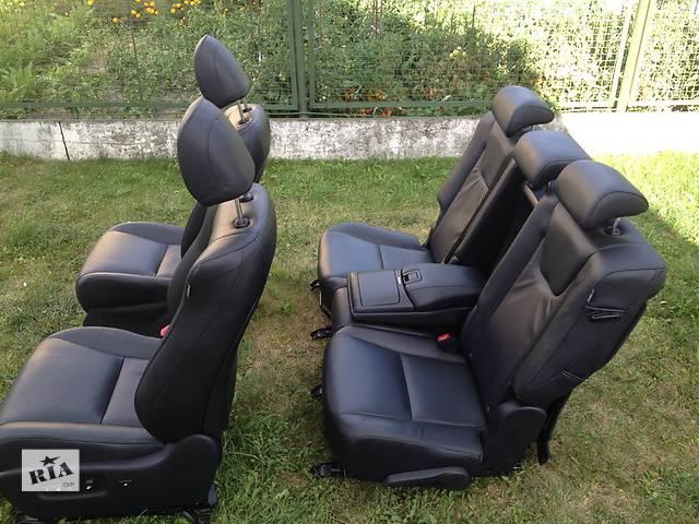 бу Сидіння до легкового авто Toyota Highlander в Луцьку