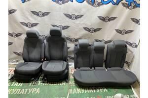 Сиденье комплект б/у на Seat Leon 2