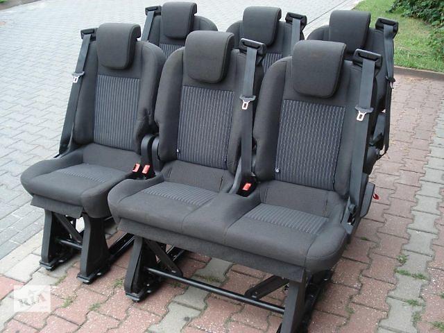 Сиденье для автобуса Volkswagen Caravella 2014- объявление о продаже  в Ровно