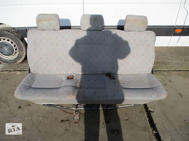 Заднее сиденье на транспортер т4 что такое хпп элеватор