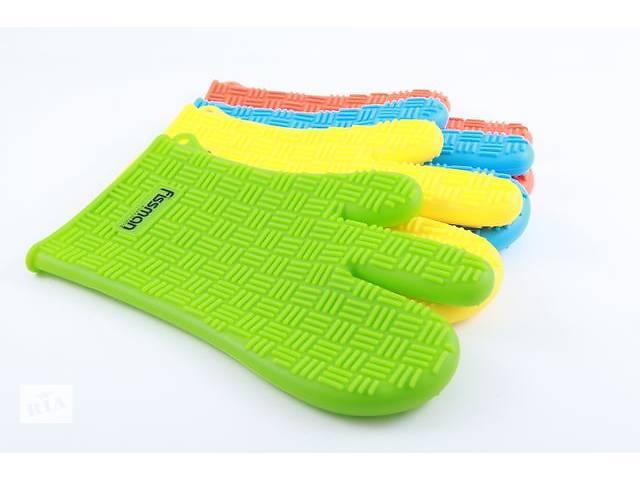 продам Силиконовая рукавица FISSMAN (PR-7708.GL) бу в Киеве