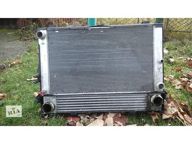 купить бу Система охлаждения Радиатор интеркуллера Легковой BMW 5 Series (все) 2009 в Иршаве