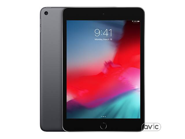 Планшет Apple iPad mini 5 Wi-Fi 64GB Space Gray (MUQW2)- объявление о продаже  в Харькове