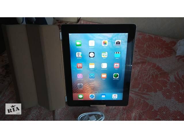 """купить бу Продам Apple iPad 2 Wi-Fi 16GB 9.7""""!IPS! Чистый iCloud,состояние. в Виннице"""