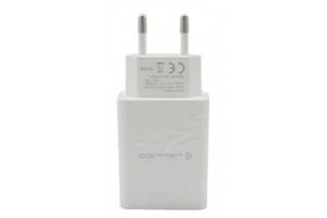 СЗУ Jellico AQC33 1USB QC3.0 + Lightning cable White (Код товара:8682)
