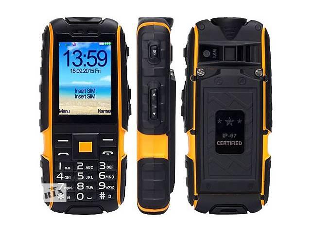 продам Телефон Land Rover X6000 (Противоударный)  ( Новий ) бу в Киеве