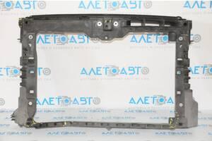 Телевізор панель радіатора VW Passat b7 USA пластик, тріщини 561-805-588-B-9B9 розбирання червоніти Авто
