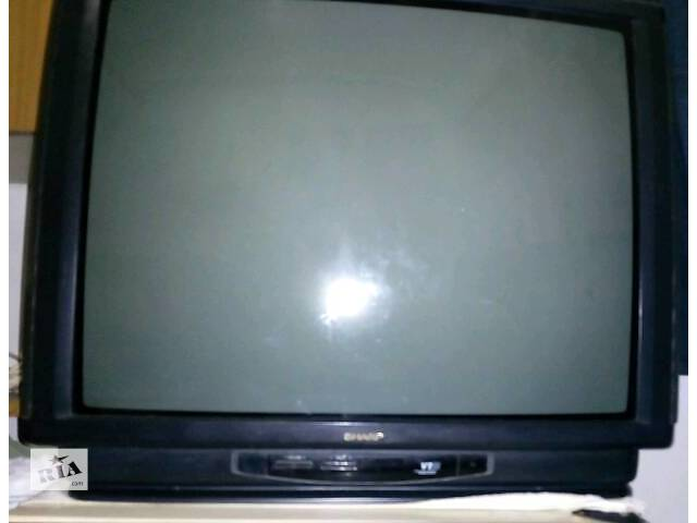 телевизор Sharp 70cm б/у в отличном состоянии- объявление о продаже  в Киеве