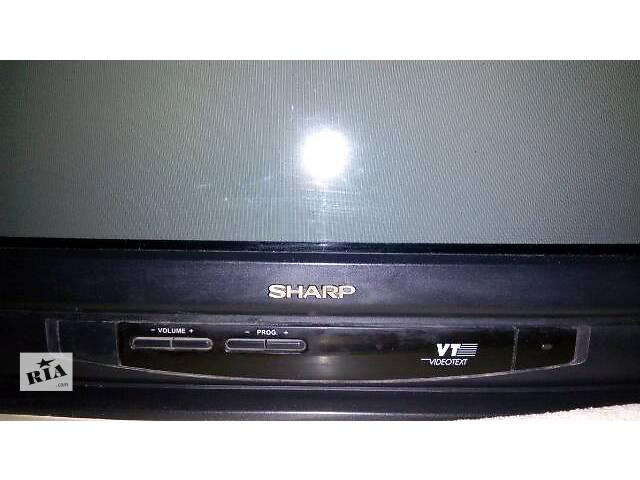 продам телевизор Sharp 70см бу в Львове