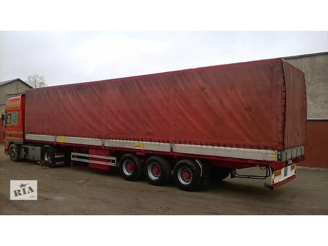 купить бу Тент для полуприцепа для грузовиков в Ивано-Франковске