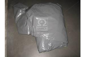 Тент ГАЗ 3302 (стар.обр.под веревку)  (ткань облегченная, цвет серый)