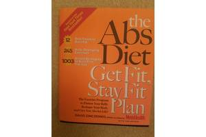 """The abs diet get fit, stay fit plan"""