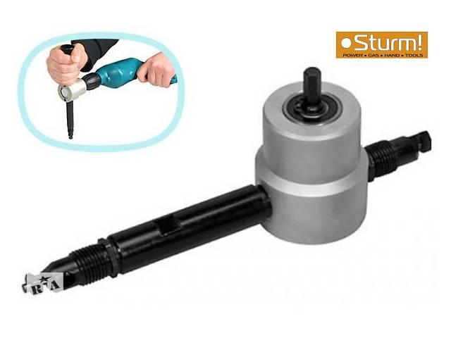 Насадка-ножницы для дрели Сверчок удлиненная Sturm SN160L- объявление о продаже  в Киеве