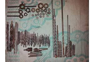 б/у Слесарные и столярные инструменты