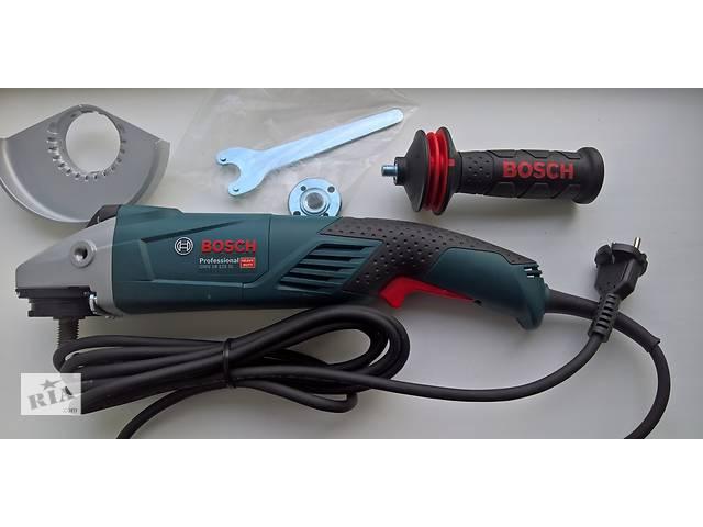 продам Угловая шлифмашина Bosch Gws 18-125 Sl Professional Heavy Duty бу в Киеве