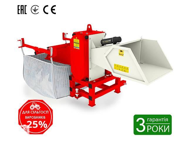 купить бу Подрібнювач гілок, подрібнювач гілок, подрібнювач гілок АРПАЛ/ARPAL АМ-160ТР в Вінниці