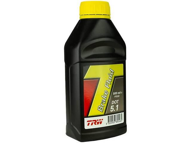 продам Тормозная жидкость 0.5л dot5.1 TRW, БИД Амулет бу в Киеве