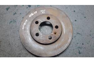 Тормозной диск передний Skoda Rapid d=256/65мм; s=22мм 2012-2014 года ТД28