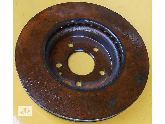 Тормозной диск задний, гальмівний диск задній Renault Trafic Рено Трафик Opel Vivaro Опель Виваро Nissan- объявление о продаже  в Ровно