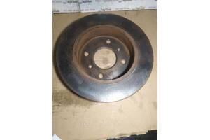 Тормозной диск задний Nissan Almera N16 Primera P10 P11 258мм