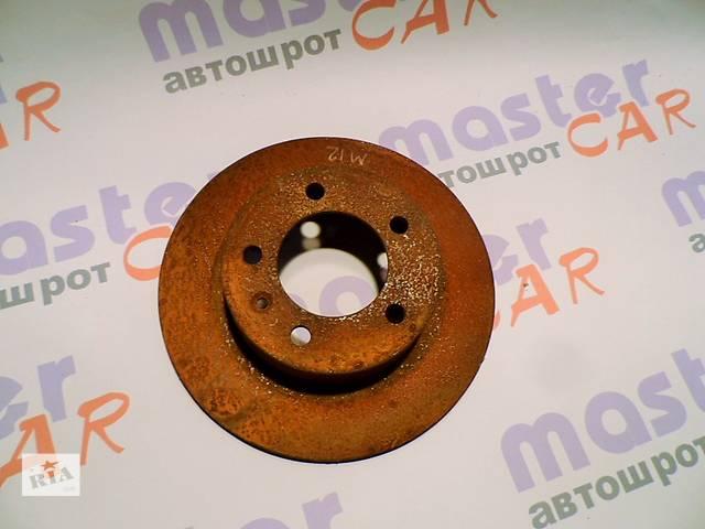 Тормозной диск задний Renault Master Рено Мастер Опель Мовано Opel Movano Nissan Interstar 2003-2010.- объявление о продаже  в Ровно