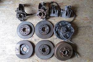 Тормозные механизмы Ford C-Max