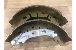 Тормозные колодки задние барабанные Фиат Добло 2010-, Опель Комбо 2012- Kampol Польща К855