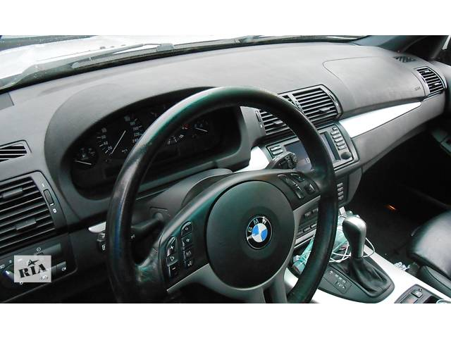 бу Торпедо Торпеда Передня панель BMW X5 БМВ Х5 1999 - 2006 в Ровно