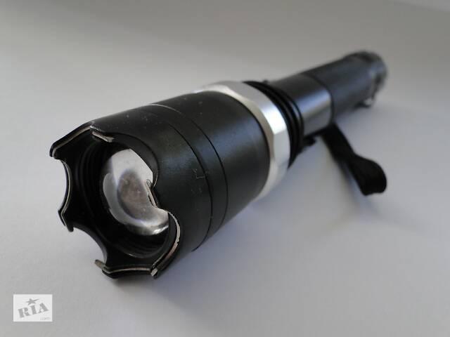 BL 1104 Police фонарик тактический с шокером