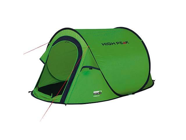 продам Палатка High Peak Vision 2 (Green) бу в Киеве