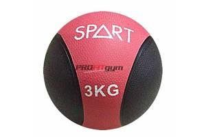 Медицинский мяч 3 кг SPART CD8037-3