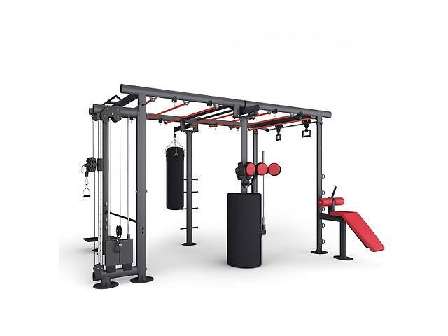 купить бу Тренажер - Многофункциональная станция GYM80 Sygnum Functional Performance Iron Qube L в Днепре (Днепропетровск)