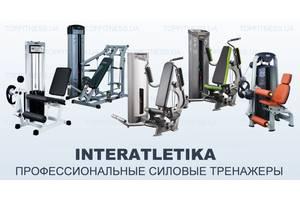 Новые Силовые тренажеры Inter Atletika