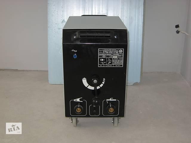 Трансформатор сварочный СТШ-252 СГД, кабель питания, кабель сварочный- объявление о продаже  в Тернополе