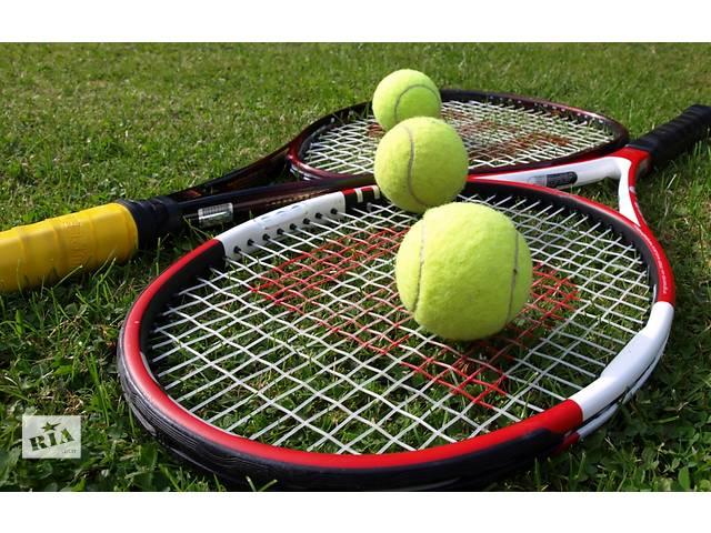 купить бу Тренер по теннису в Киеве  в Украине