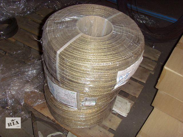 продам Трос для заглибних насосів в ПВХ оболонці бу в Одесі
