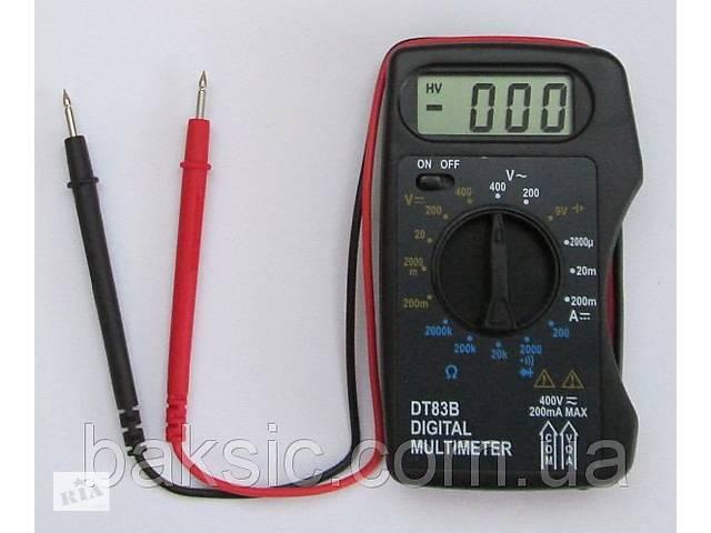 Цифровой мультиметр DT 83C- объявление о продаже  в Харькове