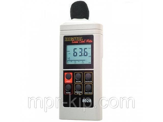 Цифровой шумомер AZ 8928 (40 - 130dB) с калибровкой диапазона измерений- объявление о продаже  в Львове