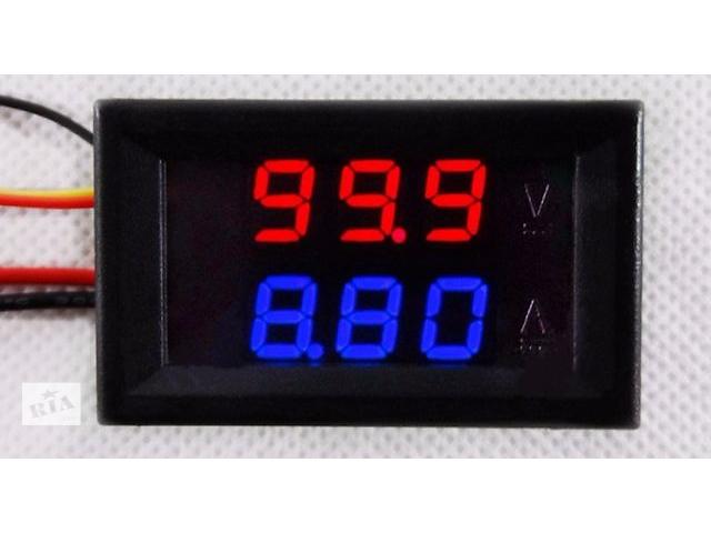 Цифровой вольтамперметр DC 0-100V 10A- объявление о продаже  в Харькове