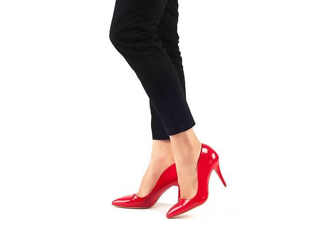 Туфли лакированные Red W13. Только опт - ростовка 8 пар- объявление о продаже  в Одессе