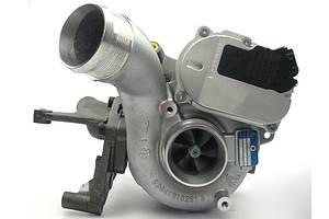 турбіни Volkswagen Touareg