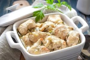 Тушенка «Halal» куриная (несушка)