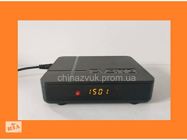 бу DVB-T2 приставка HD 1080P K2 для приема эфирного цифрового телевидения в Киеве