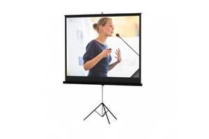 Экран Projecta на треноге Da-Lite Versatol 152 x 152 см, MW  (72262C)