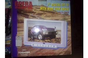 Новые LCD  телевизоры Toshiba
