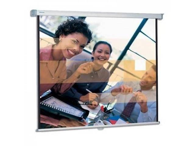Проекционный экран SlimScreen MWS 200x200см Projecta (10200064)- объявление о продаже  в Киеве