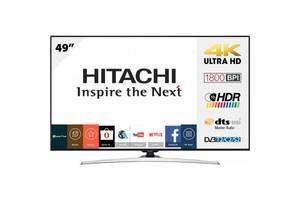 Новые LCD  телевизоры Hitachi