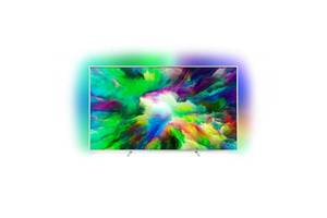 Нові LED телевізори Philips
